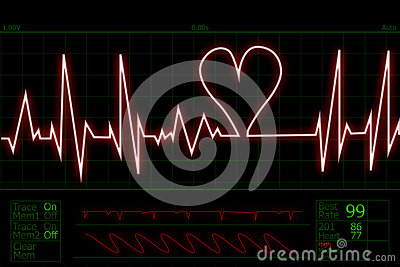 Heart beat pulse