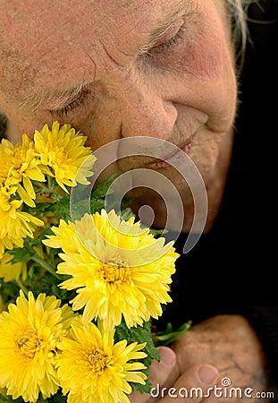 Heart Broken Great Grandmother