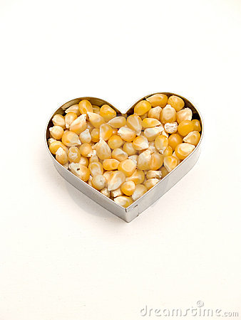 Heart of corn