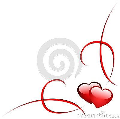 Heart corner