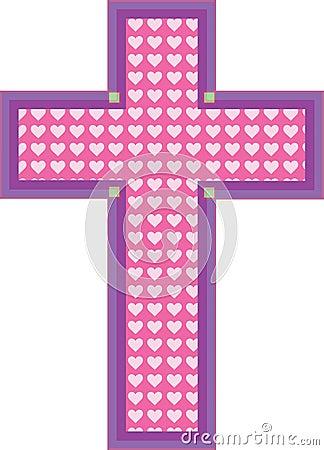 Heart Cross