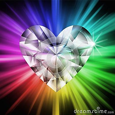 heart-diamond-over-rainbow-colors-18588757