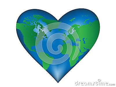 Heart-Earth