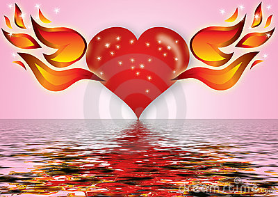 heart and fire