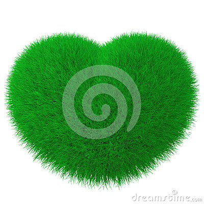 Heart From Grass