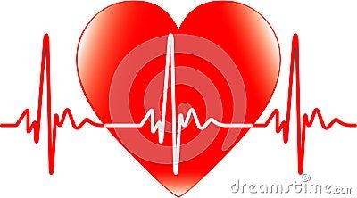 clip art heart beat clipart rh worldartsme com heartbeat clipart images heartbeat clipart black and white