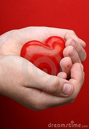 Free Heart In Hands Royalty Free Stock Image - 5950626