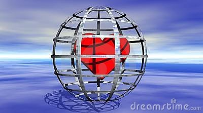 Heart in a jail