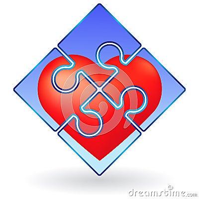 Heart Jigsaw Puzzles