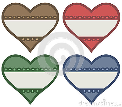 Heart labels