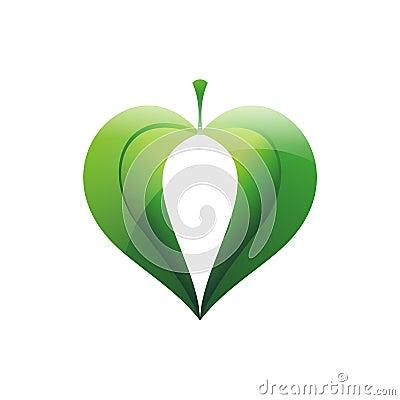 Heart leafs