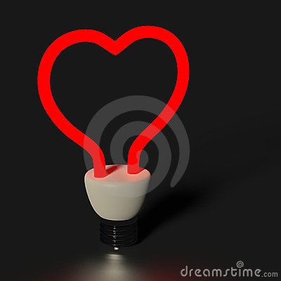 Heart light