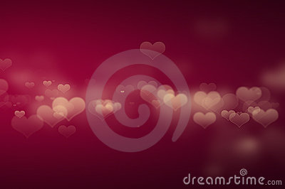 Heart lighting wallpaper