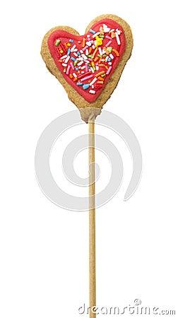 Heart Lollypop
