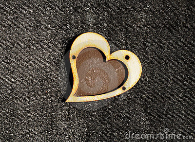 Heart with love
