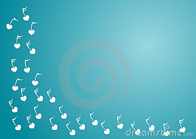 Heart Music Blue Corner