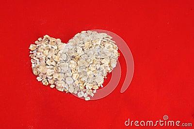 Heart Oats