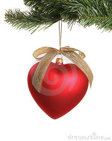 Free Heart Ornament Stock Images - 1551114