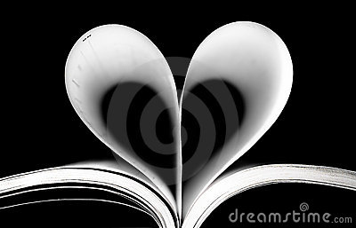 Heart of pages