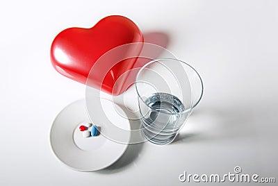 Heart pills