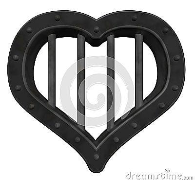 Heart prison