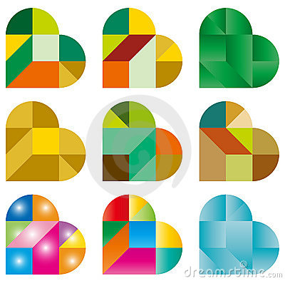 Free Heart Puzzle Royalty Free Stock Photography - 21341927
