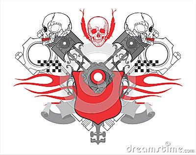 Heart of the racer
