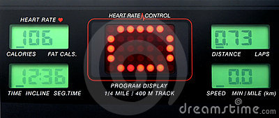 Heart Rate Control Panel