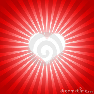 Free Heart Red 01 Royalty Free Stock Photos - 5995118