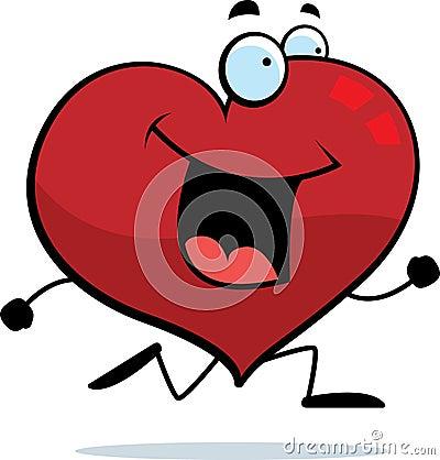 Heart Running