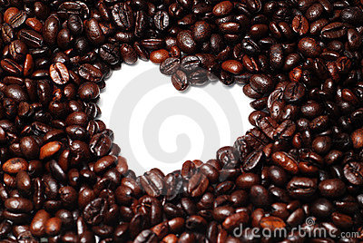 Heart Shape Coffee Bean