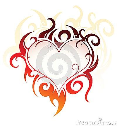 Heart-shape design