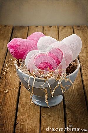 Heart shape toys