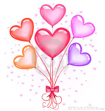 heart-shaped-balloons-bouquet-
