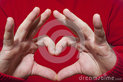 Heart Shaped Gesture