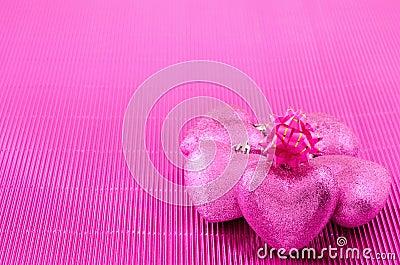 Heart shaped gift