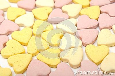 Heart-Shaped Pills