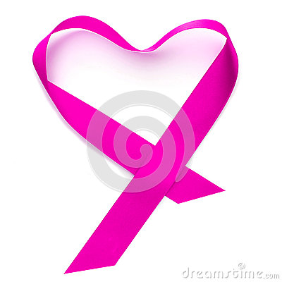 Heart Shaped Ribbon Stock Images Image 36275864