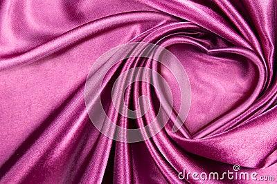 Heart silk