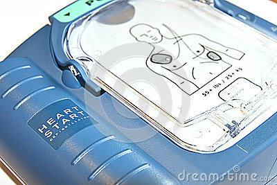Heart Start Defibrillator