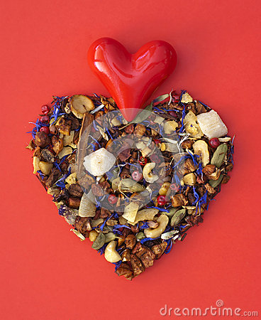Heart - symbol of love