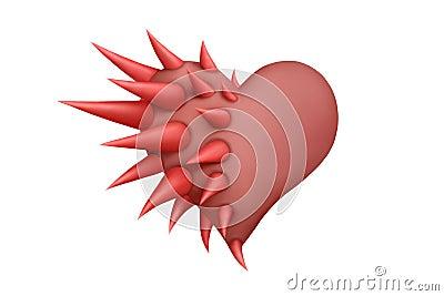 Heart thorns 2