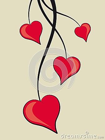Free Heart Tree Royalty Free Stock Photo - 4366395