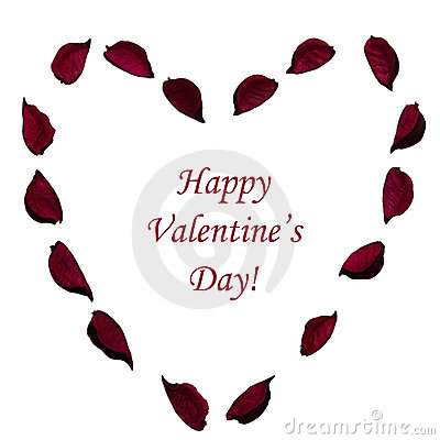 Heart for the  valentine s day