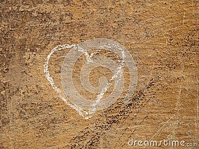 Heart on a wakk
