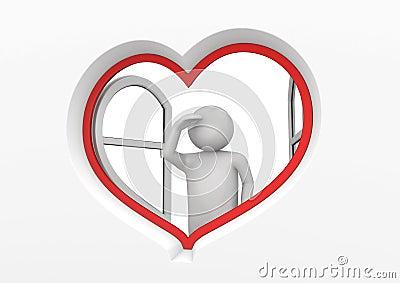 Heart window observer 3