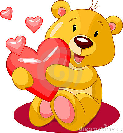 Free Heartbear Stock Images - 7620204