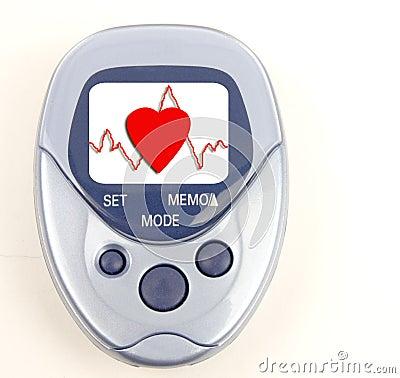 Heartbeat Pedometer