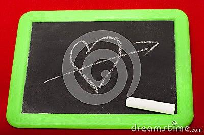 Heartbreak and Chalk