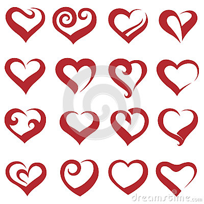 Free Hearts Royalty Free Stock Images - 46771029